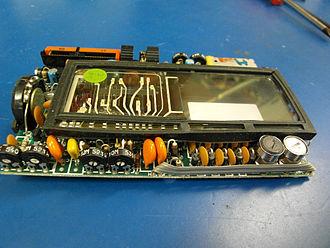 TV80 - Image: Sinclair FTV1front PCB5