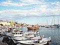 Sinop-Marina port area.jpg