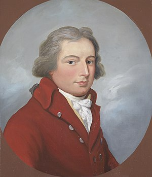 Sir Thomas Dyke Acland, 9th Baronet - Sir Thomas Dyke Acland, 9th Baronet (1752–1794). By British (English) School, Collection of National Trust, Killerton House
