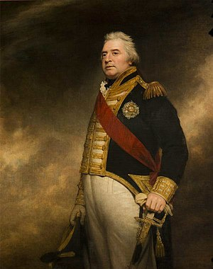 George Campbell (Royal Navy officer) - Image: Sir George Campbell