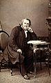 Sir James Young Simpson. Photograph by Bingham. Wellcome V0027168.jpg