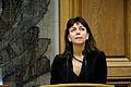 Siv Fridleifsdottir (F) Island, Nordiska radets session 2011 i Kopenhamn.jpg