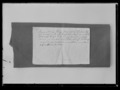 Skott, tillvarataget vid obduktionen av Gustav III - Livrustkammaren - 60272.tif