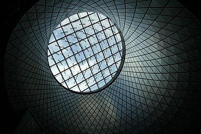 Sky Reflector-Net in Fulton Building.JPG