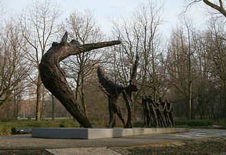 Oosterpark (Amsterdam) - Image: Slavernij monument oosterpark