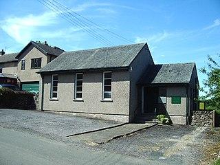 Sleagill village in the United Kingdom