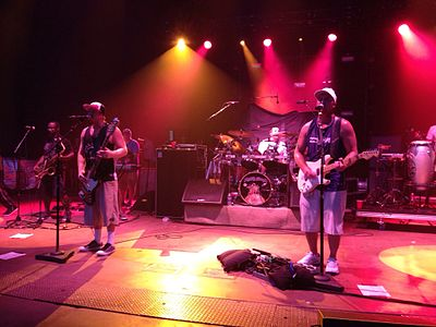 Picture of a band or musician: Slightly Stoopid