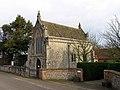 Slipper Chapel, Houghton St Giles, Norfolk - geograph.org.uk - 319687.jpg