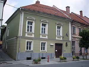 Slovenj Gradec - Birthplace of Hugo Wolf