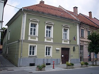 Slovenj Gradec - Birthplace of Hugo Wolf