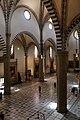 Smn, veduta in basilica dalla cantoria, 04.jpg