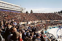 Snowbasin 2002 games seating