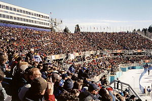 Snowbasin - 2002 Winter Olympics