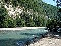 Sochi. Chvijepse river. (Adler). - panoramio.jpg