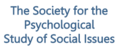 Society for the Psychological Study of Social Issues name logo.png