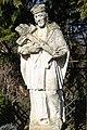 Somogyapáti, Nepomuki Szent János-szobor 2021 04.jpg