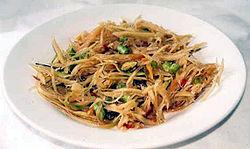 Gastronomía de Tailandia: Som tam