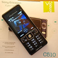 Image illustrative de l'article Sony Ericsson C510