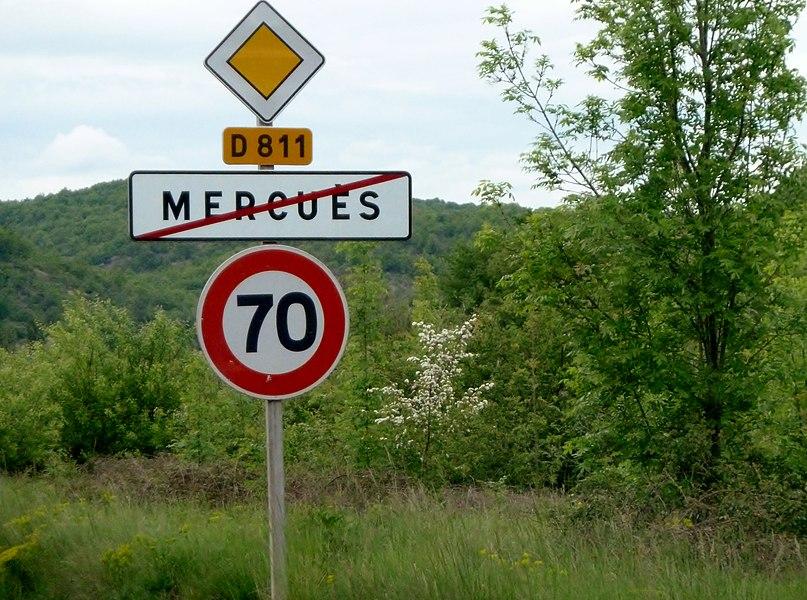 Sortie de Mercuès