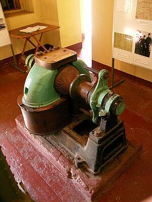 Siemens & Halske - Image: South Africa Gauteng Fort Klapperkop 001