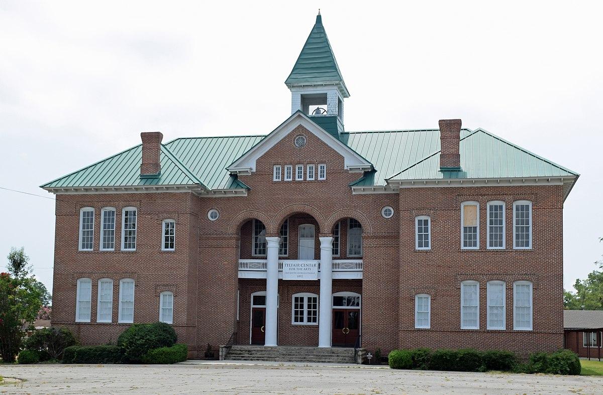 Telfair center for the arts wikipedia for Georgia builders