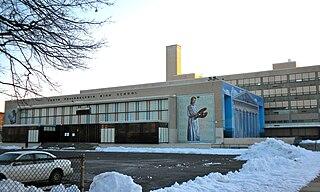 South Philadelphia High School American senior high school in Philadelphia, PA