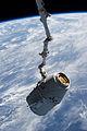 SpX-2 Dragon being berthed.jpg