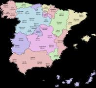 Carte Vin Espagne.Viticulture En Espagne Wikipedia