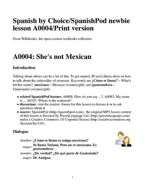 File:Spanish by Choice SpanishPod Lesson A0004.pdf