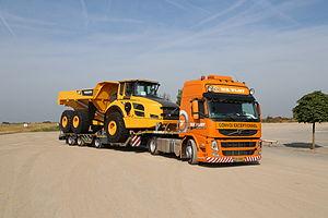 Van der Vlist - Special transport
