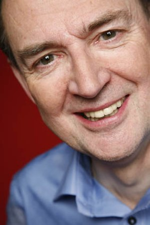 Spencer Leigh (radio presenter) - Headshot of Spencer Leigh