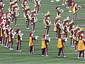 Spirit of Troy performing at halftime at USC at Cal 2009-10-03 1.JPG
