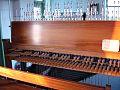 Springfield, IL - Thomas Rees Memorial Carillon, keyboard.jpg