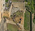Spur building terrace of the Castle of Beynac 08.jpg