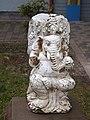Sri Kamadchi Ampal statue left.jpg