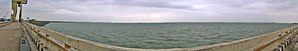 Sriram Sagar Project - Panoramic View