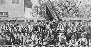 Serbian Chetnik Organization - Image: Srpske Vojvode u Makedoniji