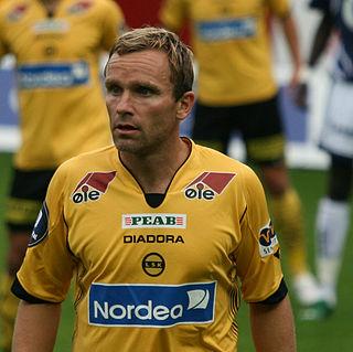 Ståle Stensaas Norwegian footballer