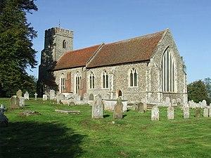 Bulmer, Essex - St.Andrew's Church, Bulmer