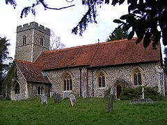 St.Mary Magdalene Church, Sternfield (geograph 2892927).jpg