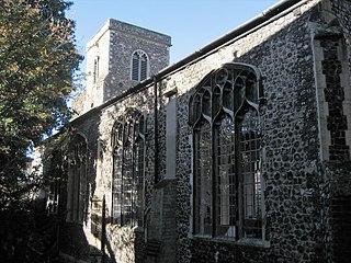St Edmunds Church, Norwich Church in Norfolk, England