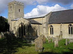 Castle Bytham - Image: St. James Church, Castle Bytham geograph.org.uk 1614335
