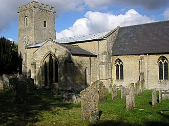 Castle Bytham - Image: St. James Church, Castle Bytham geograph.org.uk 1614335