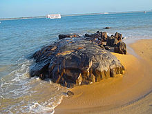 St. Mary's Islands, Malpe beach, Karnataka 03.jpg