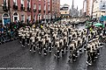 St. Patrick's Day Parade (2013) In Dublin - Purdue University All-American Marching Band, Indiana, USA (8565458079).jpg