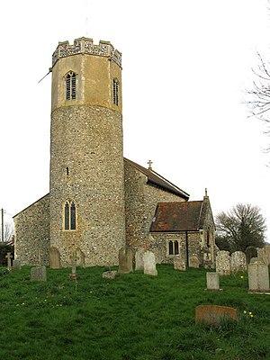 Swainsthorpe - St. Peter's Church