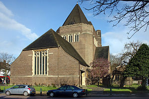 Golders Green - Golders Green Parish Church (Church of England)