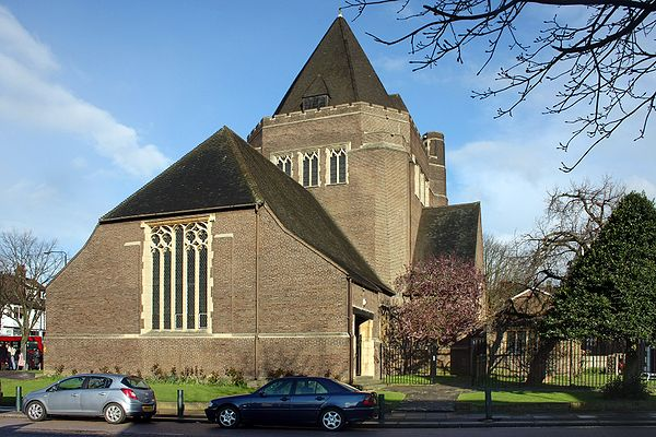 Saint Alban's, Golders Green, London.