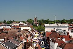 St Albans Market from the Clock Tower (164240568).jpg