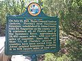 St Aug Anastasia SP quarries plaque02.jpg